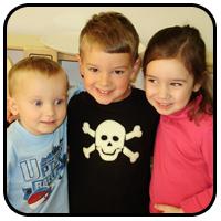 Trinity Preschool 3s & 4s Program